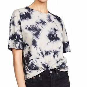 Young Fabulous and Broke Oversized Tie Dye T small